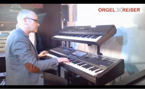 Nachts Wenn Alles Schläft (Schlager) Instrumental SEMPRA SE10 Keyboard