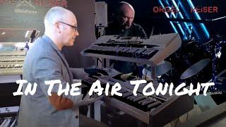 In The Air Tonight - Phil Collins - Cover auf SEMPRA SE10 Keyboard Orgel